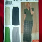 Simplicity NEW LOOK Pattern #6884 UNCUT Misses Pencil Skirt Size 8 10 12 14 16 18