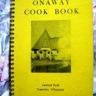 Onway Neighborhood in Superior Wisconsin Vintage Community Cookbook 1967
