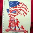 Bicentennial Cookbook Audrain County Mexico Missouri MO Scarce!!