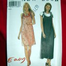 Simplicity NEW LOOK Pattern #6748 UNCUT Misses Summer Dress Size 8 10 12 14 16 18