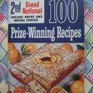 Pillsbury Bake Off 2nd Grand National Cookbook ~ Vintage 1951