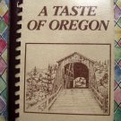 1982 A Taste of Oregon Cookbook ~ Junior League Cookbook