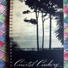 Vintage 1940 Cookbook ~ Coastal Cookery St Simon's Island Georgia