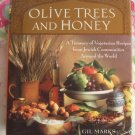 Jewish Vegetarian Cookbook ~ Olive Trees and Honey HCDJ 300 Recipes