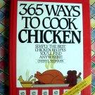 365 Ways to Cook Chicken Recipes /Cookbook (365 Series)