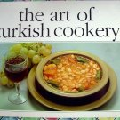 The Art of Turkish Cookery (Cookbook) by Dogan Gumus Middle Eastern ~ Turkey