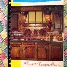 1970 Green Bay Wisconsin Church Cookbook St Paul's Methodist
