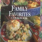 Cooking Light Magazine FAMILY FAVORITES Cookbook 170 Recipes