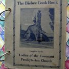Rare Bisbee Arizona Antique Church Cookbook