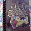 Taste of Georgia Junior League Cookbook 1993 Southern Living Award Winning Recipes