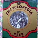 The Encyclopedia of Beer HCDJ Christine Rhodes 1st Edition/1st Printing