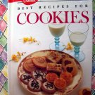 Betty Crocker's Best Recipes for Cookies Cookbook Red Spoon Collection 100 Recipes