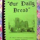 Vintage 1980 Stewart Minnesota Lutheran Church Cookbook