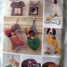 Butterick # 6797 UNCUT Dog or Cat Pet Accessories Bed Food Mat