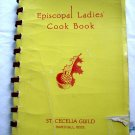 Vintage 1947 Marshall Minnesota Church Cookbook MN Ads Episcopal From Scratch Recipes