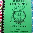 Vintage 1966 Frazee Minnesota Community Cookbook Farmerettes & Home Makers MN