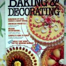 Vintage 1986 Wilton Cake Yearbook of Cake Decorating Instruction Book