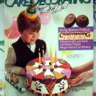 Vintage 1984 Wilton Cake Yearbook of Cake Decorating Instruction Book