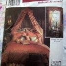 Simplicity Pattern # 5315 UNCUT Bedroom Decor Curtain Canopy Romantic