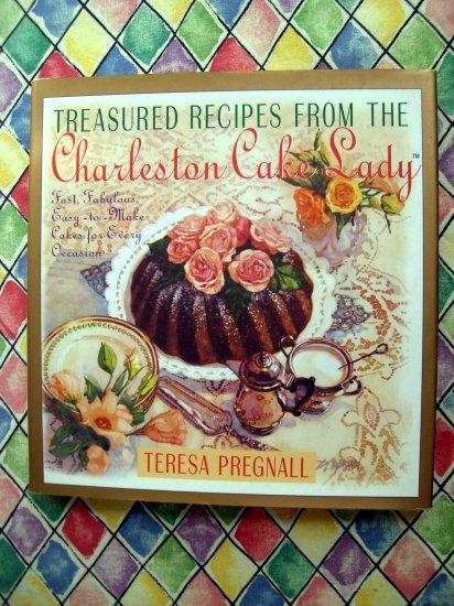 Charleston Cake Lady Recipes
