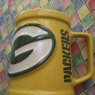 Large Green Bay Packers Ceramic Mug Wisconsin