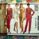 Butterick Pattern # 3203 UNCUT Misses Jacket, Dress, Top and Pants Size 12 14 16