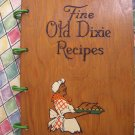Rare Vintage 1939 Old Dixie Recipes ~ Southern Cookbook Mammy