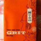Tried and True Grit Cookbook ~ Rural Newspaper Farm Recipes