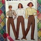 Butterick Pattern # 3474 UNCUT Misses Height Proportion Pants Size 6 8 10