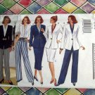 Butterick Pattern #3255 UNCUT Misses Jacket Blouse Skirt Pants Sizes 12 14 16