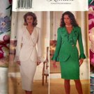 Butterick Pattern # 3189 UNCUT Special Occasion Top Skirt Sizes 12 14 16