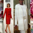 Butterick Pattern # 3555 UNCUT Misses Jacket & Dress Size 12 14 16