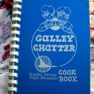 Repubic Airlines Flight Attendants' GALLERY CHATTER Cookbook 1982