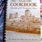 Nashville Cookbook Tennessee Specialties of the Cumberland Region TN