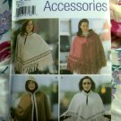 Simplicity Pattern # 5330 UNCUT Misses Cape or Poncho Size Small Medium Large