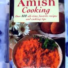 Amish Cooking HC Cookbook ~ Over 800 Favorite Recipes and Tips