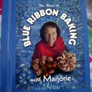 Rare Signed The Road to Blue Ribbon Baking Cookbook Marjorie Johnson Minnesota State Fair MN