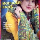 Modular Knits ~ Knitting Instruction Book ~ New techniques for today's knitters