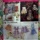 Simplicity Pattern # 2748 UNCUT Retro Vintage Mini Aprons (Ornaments)