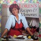 Sophia Loren's Recipes & Memories Cookbook Softcover