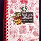 Gooseberry Patch Sleighbells & Mistletoe Cookbook/Christmas Recipe Keeper
