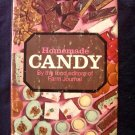 Vintage Farm Journal CANDY Cookbook HCDJ 100's Recipes Old School Sweets