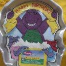 Wilton Barney Cake Pan with Insert 1998 #2105-3450 Retired