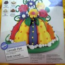 NEW Wilton Cake Pan Dimensions Cascade Bundt 2003