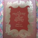 """Rare 1st Edition VINCENT PRICE COOKBOOK """"A Treasury of Great Recipes"""" ~ Vintage 1965"""