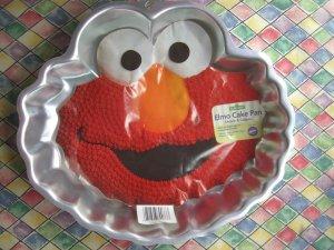 Wilton Sesame Street Elmo Face Cake Pan Insert # 2105-3461