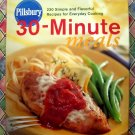 Pillsbury 30-Minute Meals Cookbook  230 Simple Recipes HCDJ