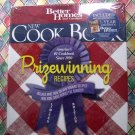 Sealed! New Better Homes and Gardens CookBook, Limited Edition Prizewinning Recipes