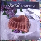 Bundt Entertaining Cookbook Nordic Ware NordicWare Cake & Other Recipes