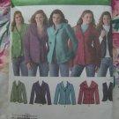 Simplicity Pattern # 4032 UNCUT Misses Jacket & Vest Size 8 10 12 14 16